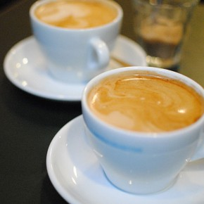 Clarkes: The coffee bar that makes you thirsty