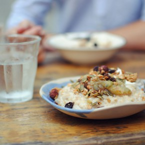 GRØD: The Copenhagen restaurant that only serves porridge