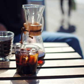 Kent Kaffe Laboratorium: Everything a coffee lover can wish for