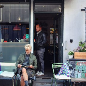 The perfect café when you want a sweet treat at Christianshavn