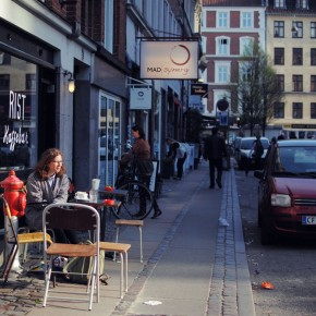 Rist Kaffebar: Coffee like in Berlin