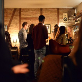 Kind of Blue: Music and beer at Nørrebro