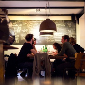 Spise\Bar Nr. 20: Hang out, dinner and ♫♩