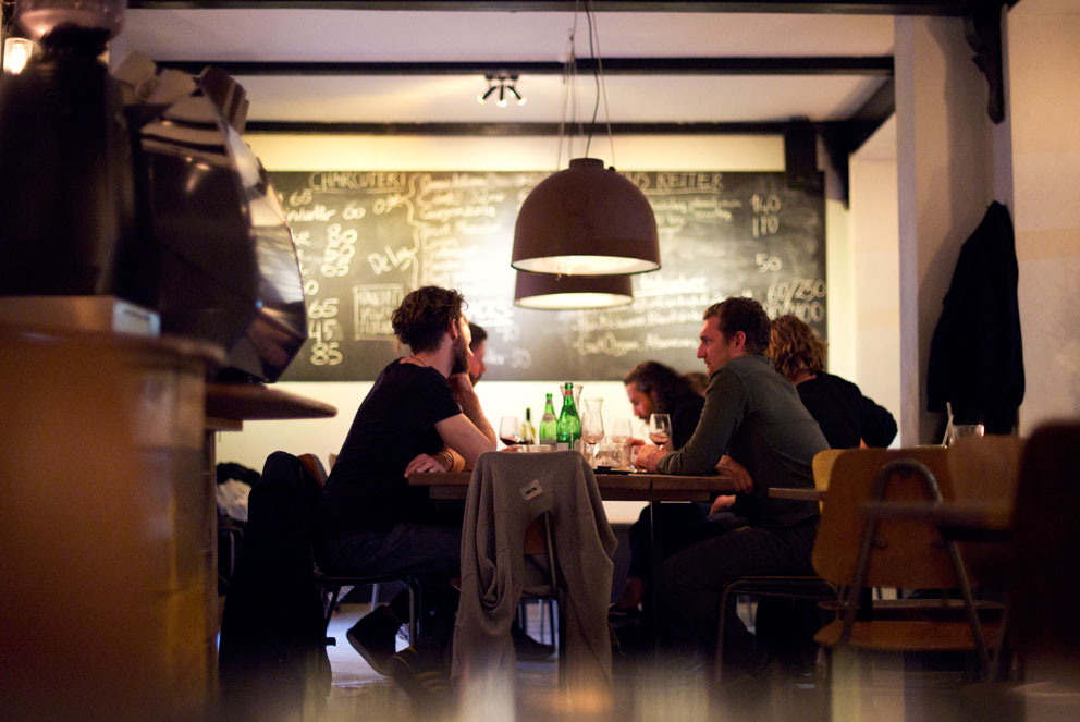 Guide to Copenhagen: Spise/Bar Nr. 20