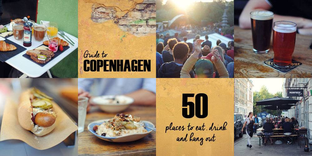 Guide to Copenhagen: e-book