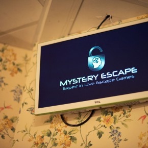 Escape Room: Solve a mystery in 60 minutes