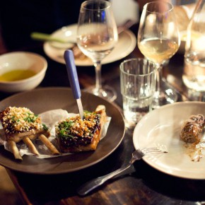 Pluto: A meaty restaurant downtown
