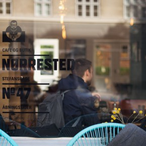 Café Nørrested: My favorite café at Nørrebro